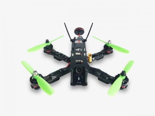 Taller de montaje de drones de carreras